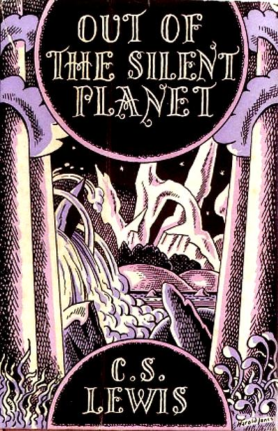 Image result for out of the silent planet cs lewis